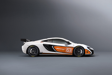 Купе McLaren 650S Sprint получило улучшенную аэродинамику и перенастроенную электронику
