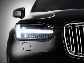 Компания Volvo поделилась подробностями о шасси нового XC90