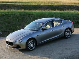 В Maserati отказались от выпуска маленькой модели