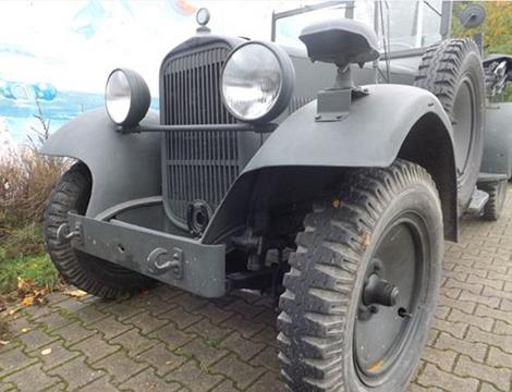 Автомобиль Генриха Гиммлера оценили в полмиллиона евро. Фото 1