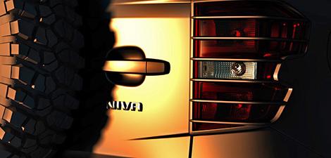 Премьера нового Chevrolet Niva состоится на автосалоне в Москве