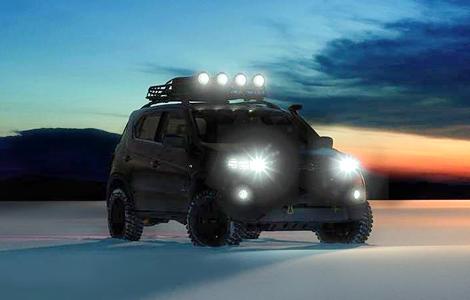 Премьера нового Chevrolet Niva состоится на автосалоне в Москве. Фото 1