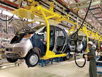 Индийская Tata заинтересовалась выпуском машин на «ТагАЗе»