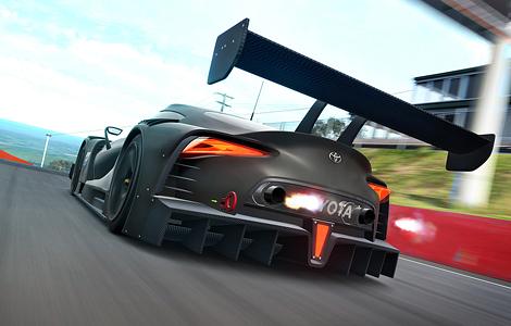 Японская марка сделала автомобили для игры Gran Turismo 6