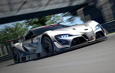 Японская марка сделала автомобили для игры Gran Turismo 6. Фото 1