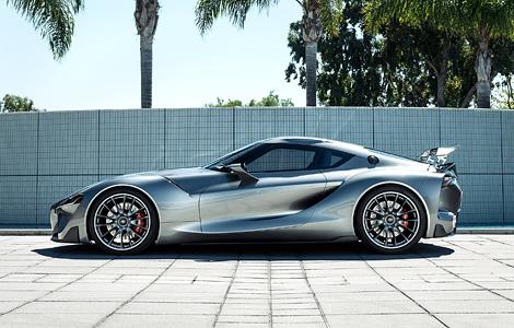 Японская марка сделала автомобили для игры Gran Turismo 6. Фото 2
