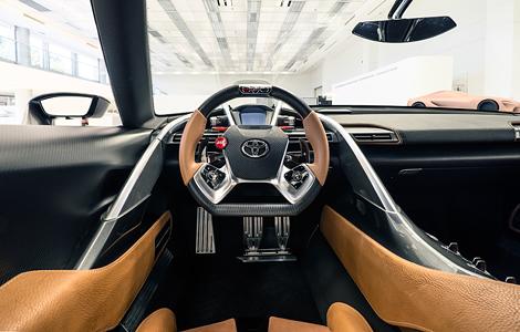 Японская марка сделала автомобили для игры Gran Turismo 6. Фото 4