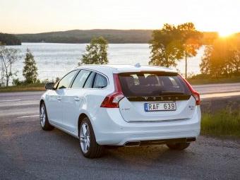 "Ателье Polestar ""зарядило"" гибрид Volvo V60"