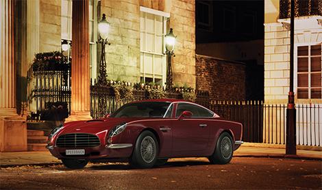 Компания David Brown Automotive расширит модельную линейку. Фото 1