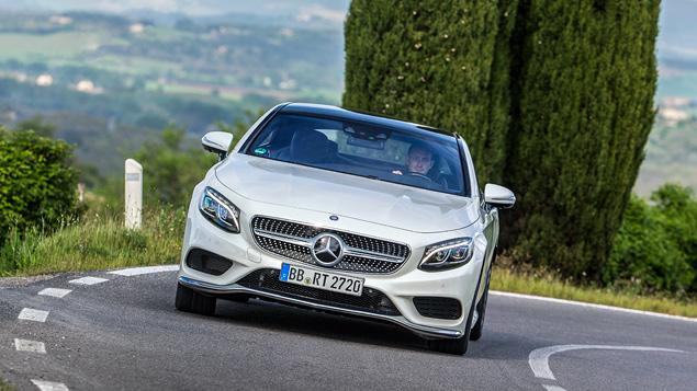 Единственный Mercedes-Benz S-Class, ради которого стоит уволить водителя. Фото 4
