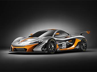Супергибрид McLaren P1 стал 1000-сильным