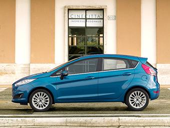 Сборку Ford Fiesta наладят в России