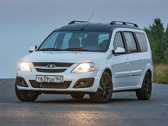 «АвтоВАЗ» построил для своего президента VIP-«Ларгус»