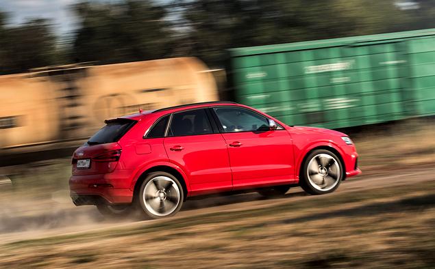 """Что взять: полноприводный хот-хэтч Mercedes A 45 AMG или """"заряженный"""" кроссовер Audi RS Q3?. Фото 6"""
