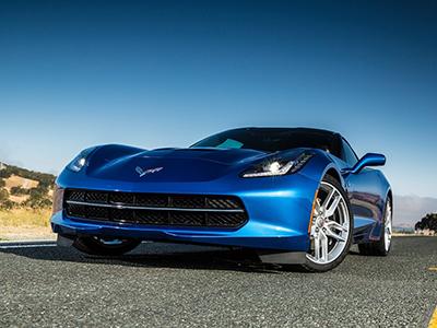 В Chevrolet Corvette встроили «радионяню»