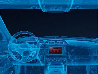 «Ягуар» рассказал о мультимедийной системе седана XE