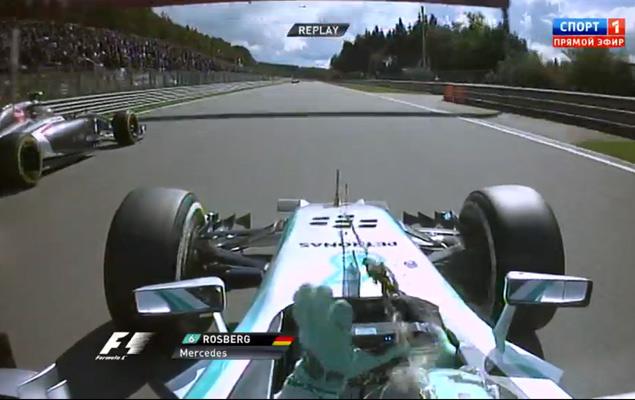 Онлайн-трансляция двенадцатого этапа Формулы-1 2014 года