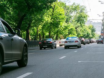 Москва отказалась снизить скорость в центре до 40 километров в час
