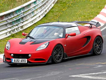 Lotus вывел на тесты дорожную версию гоночного Elise