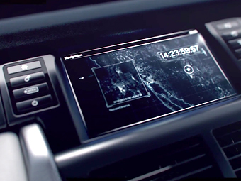 Land Rover частично рассекретил салон преемника Freelander