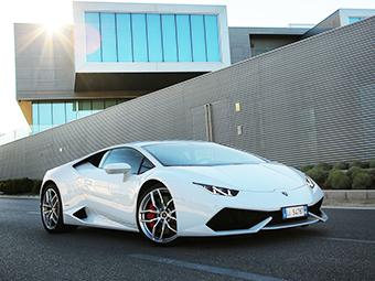Lamborghini лишит Huracan полного привода