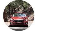 Японцы показали первое изображение седана Q50L