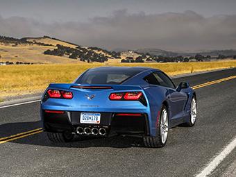 """Восьмидиапазонный """"автомат"""" сделал Chevrolet Corvette быстрее"""