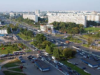 Пропускную способность дорог Москвы увеличат за 870 миллионов рублей