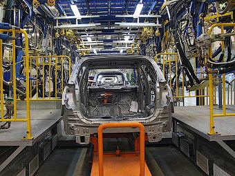 Российский завод GM четырежды за три месяца остановит работу