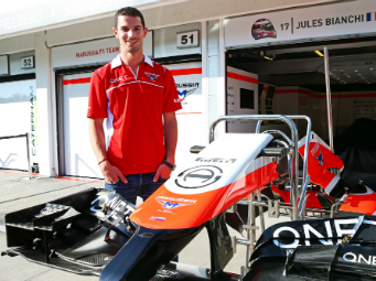 Marussia сменила гонщика за день до начала Гран-при
