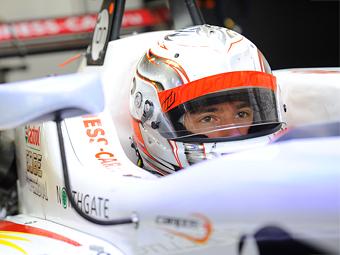 Российский пилот получил место в GP3