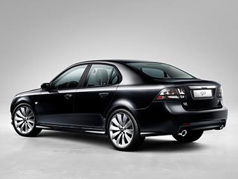 В Saab рассказали об электрическом седане 9-3