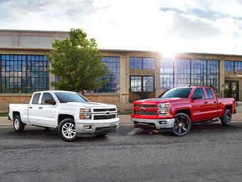 Компания Chevrolet сделала «раллийный» пикап Silverado
