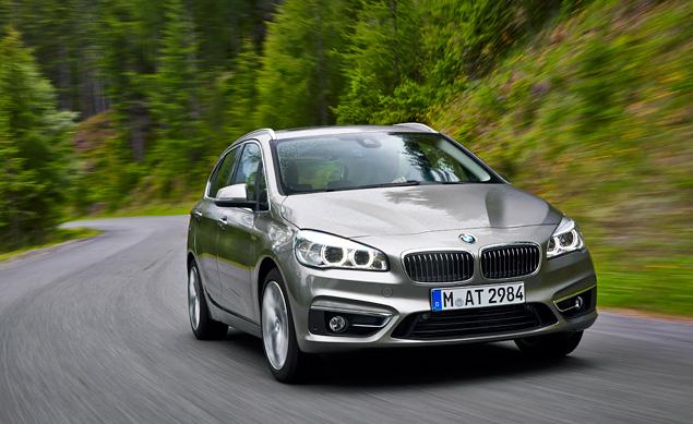 Мы поездили на первом переднеприводном автомобиле BMW, и мир не провалился в тартарары. Фото 4