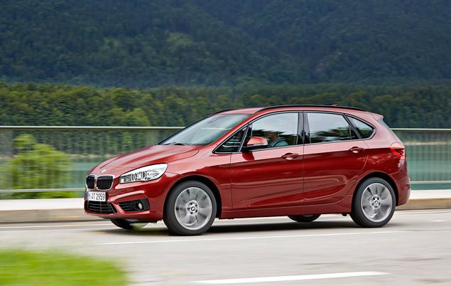 Мы поездили на первом переднеприводном автомобиле BMW, и мир не провалился в тартарары. Фото 8