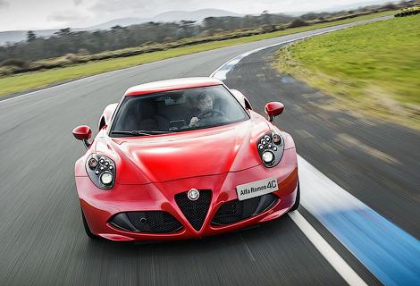 В линейке Alfa Romeo появится модель под названием 6C