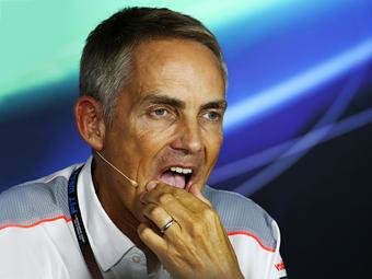 McLaren уволил бывшего главу команды