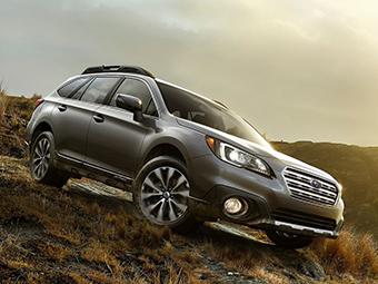 Объявлена дата появления нового Subaru Outback в России