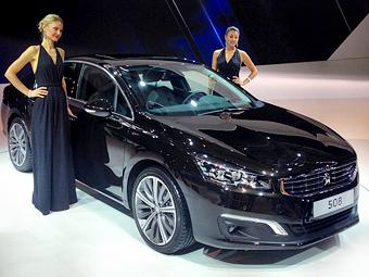Обновленный Peugeot 508 подешевел на 20 тысяч рублей