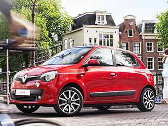 Новый хот-хэтч Renault Twingo получит трехцилиндровый мотор