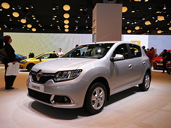 Renault Sandero станет хот-хэтчем