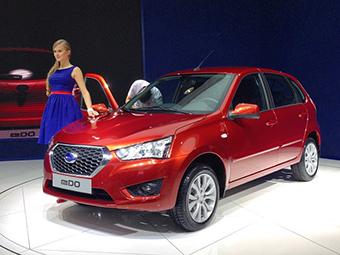 Рассекречена вторая российская модель Datsun