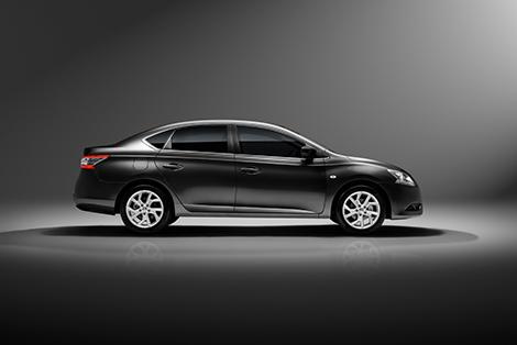 В Москве прошла премьера седана Nissan Sentra. Фото 1