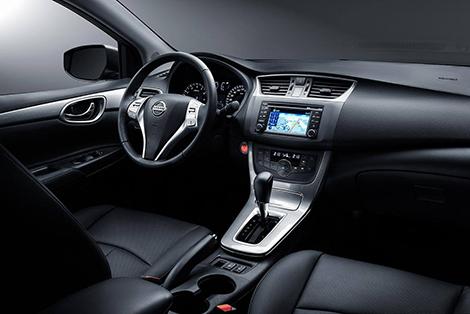 В Москве прошла премьера седана Nissan Sentra. Фото 2
