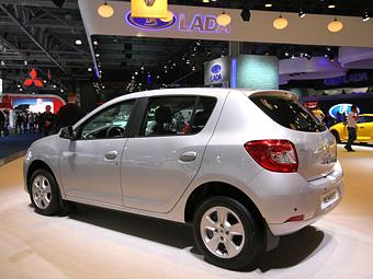 Российский Renault Sandero получил новый мотор