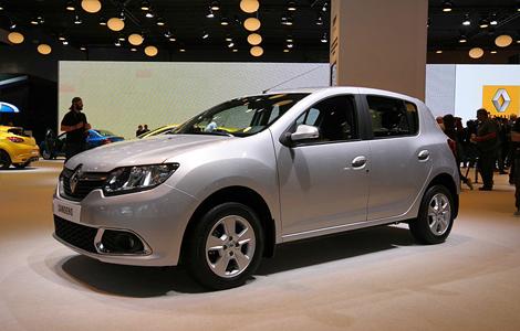 Renault Sandero оснастили двигателем 1.2