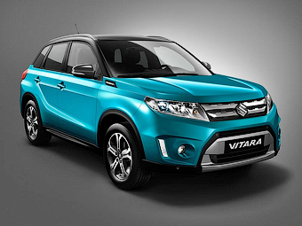 Suzuki возродит вседорожник Vitara
