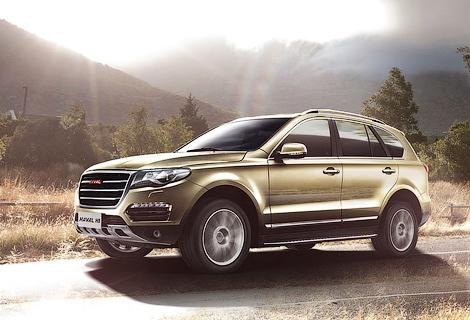 Китайская компания показала на Московском автосалоне шесть машин. Фото 2