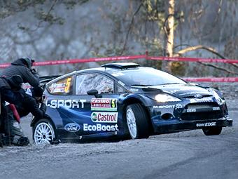 Микко Хирвонен по окончании сезона уйдет из WRC