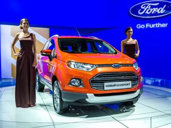 Ford опубликовал прайс-лист российского EcoSport